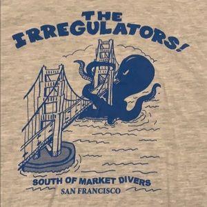 Hanes Shirts - The Irregulators! Graphic Tee